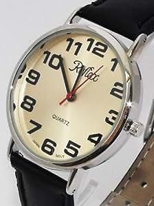 Reflex 101221GT - Reloj de pulsera para hombre (esfera con