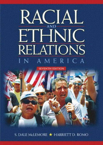 Racial and Ethnic Relations in America (7th Edition)