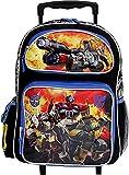 Transformers 16' Large Rolling School Backpack Boy's Book Bag