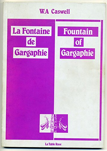 La Fontaine de Gargaphie William Anthony Caswell