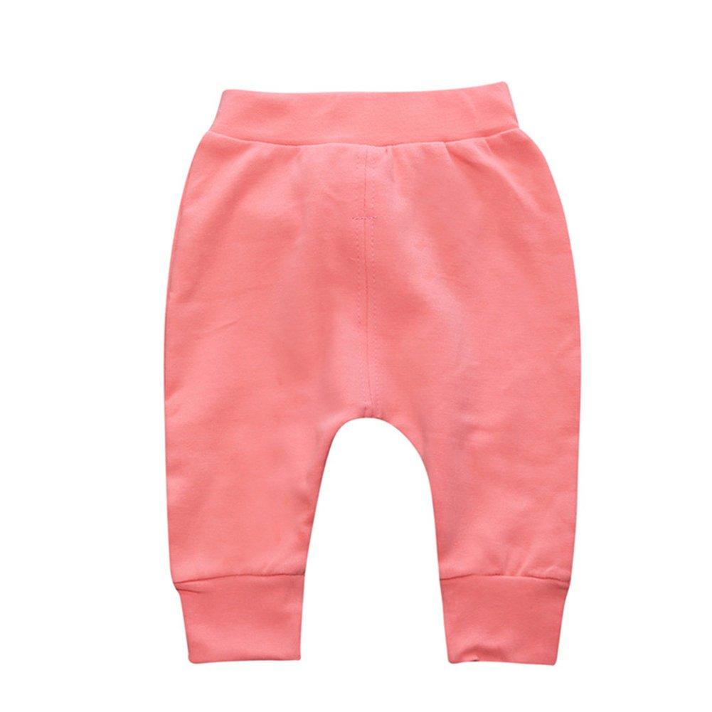 TAIYCYXGAN Unisex Baby Boys Girls Pants Toddler Kid Hiphop Harem Pants Cotton Sport Jogger