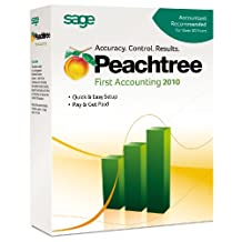 Sage Peachtree By First Accounting 2010 [Old Version]