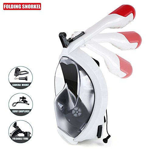Full Face Snorkel Mask Easybreath product image