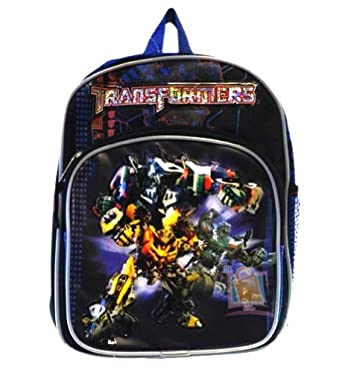 Amazon.com | Trans Formers Small BackPack - TransFormers Small ...
