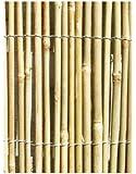 Canisse en Canne de Bambou - 4m x 1,5m