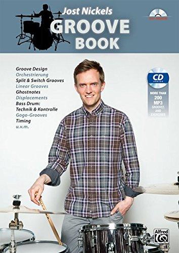 Jost Nickel's Groove Book: German Language Edition, Book & CD (German Edition) PDF