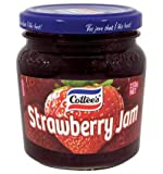 Cottee's Jam Strawberry 250g