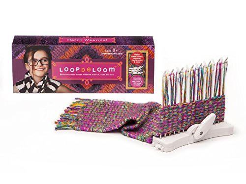 Ann Williams Group Loopdeloom Weaving Loom Kit