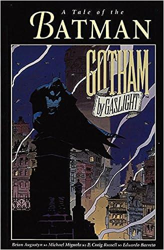 Batman Gotham by Gaslight TP: Amazon.es: Brian Augustyn ...