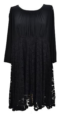Magna fashion designer lagenlook quirky evening dress/ plus sizes 20-26 Bust:50