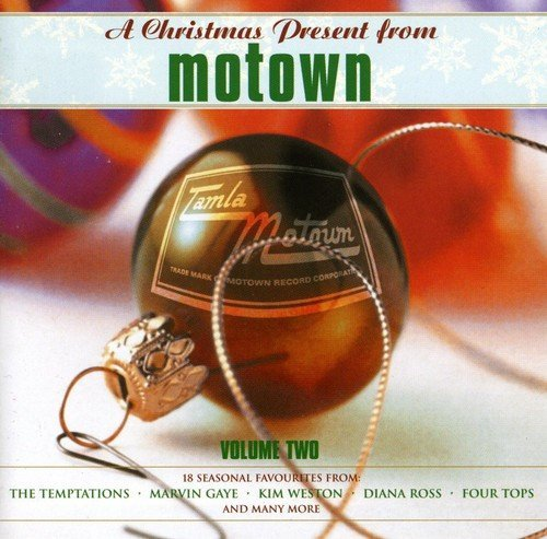 A Christmas Present From Motown Vol. 2 Import edition by Motown Xmas Presents (2001) Audio CD (Present Motown Christmas A From)