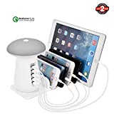 USB Charging Station Dock,quick 3.0 Charger Station Organizer - Best Reviews Guide