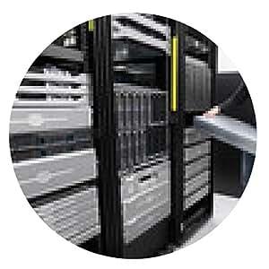 alfombrilla de ratón Woring consultor de TI instalar servidor en rack - ronda - 20cm