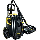 MC1385 Canister Steam System Deluxe Cleaner Steamer, Mcculloch w/ 23 Accessories (Complete Set)