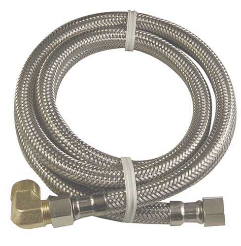 Danco 59899 60-Inch Dishwasher Connector, Stainless