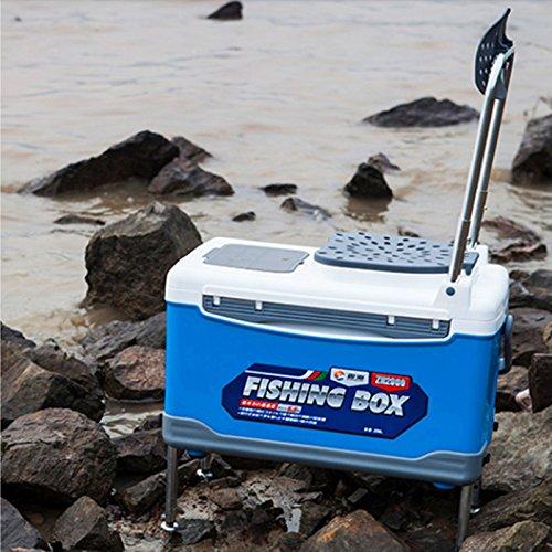 DM&Y 2017 36L pesca multifunzionale pesca scatola di attrezzatura scatole