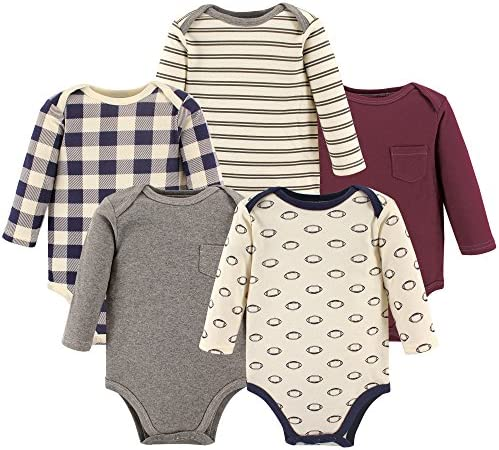 Hudson Baby Unisex Sleeve Bodysuits product image