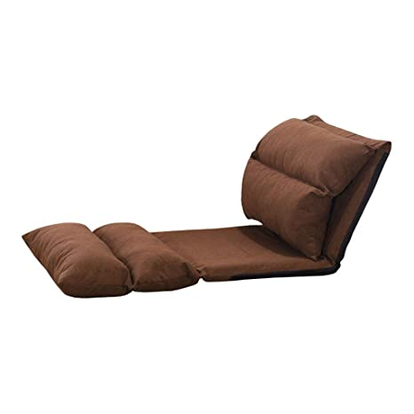 Magnificent Amazon Com Ylcj Game Sofa Folding Floor Chair Adjustable Caraccident5 Cool Chair Designs And Ideas Caraccident5Info