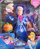 : Walt Disney's Cinderella Fairy Godmother Easy to Pose