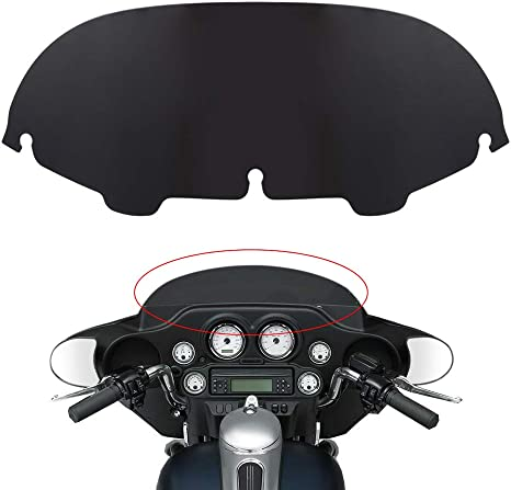 Areyourshop 7 Windshield Windscreen For Harley Electra Street Glide Touring FLHT 1996-2013