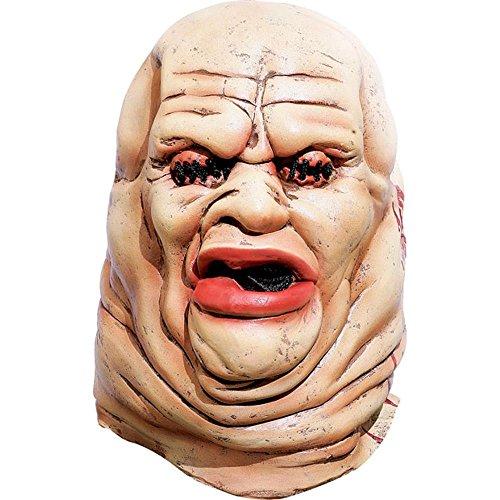 [Hellraiser Butterball Overhead Mask - Adult Standard] (Hellraiser Mask)