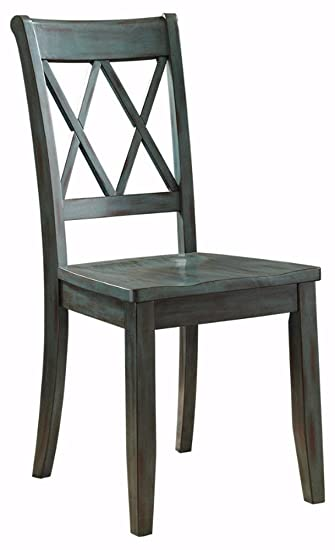 Marvelous Ashley Furniture Signature Design   Mestler Dining Room Side Chair   Wood  Seat   Set Of Part 21
