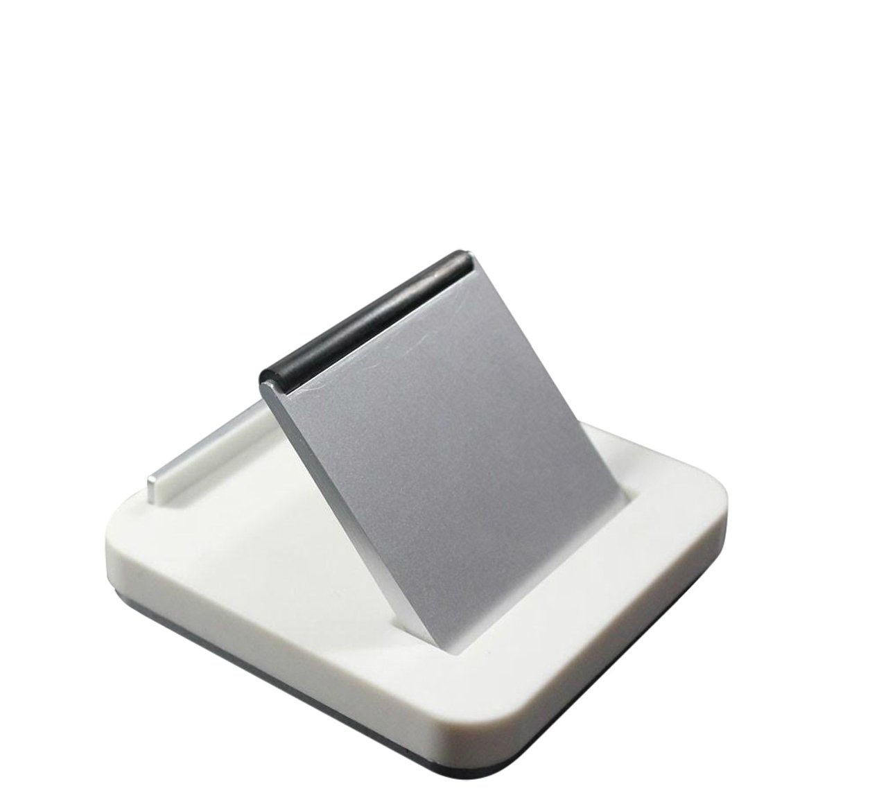 Tstand White PVCS Inc Tmvel Cell Phone Cradle for Universal//Smartphones Retail Packaging