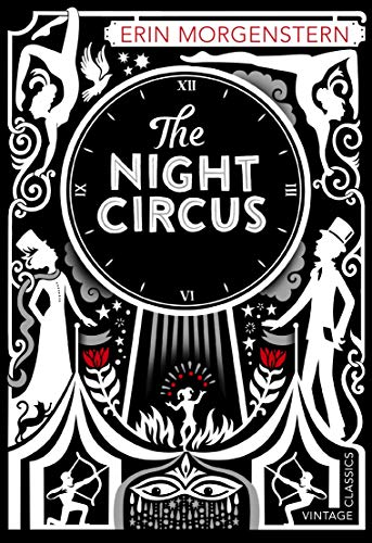 Book cover from NIGHT CIRCUS, THE by Erin Morgenstern