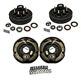 7,000 lbs. Trailer Axle Self Adjusting Electric Brake Kit