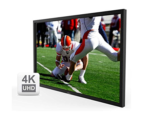 SunBriteTV Outdoor 84-Inch Pro 4K Ultra HD LED TV - SB-8418UHD Black