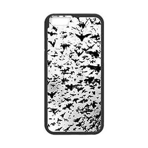 "Bats New Printed Case for Iphone6 Plus 5.5"", Unique Design Bats Case wangjiang maoyi"