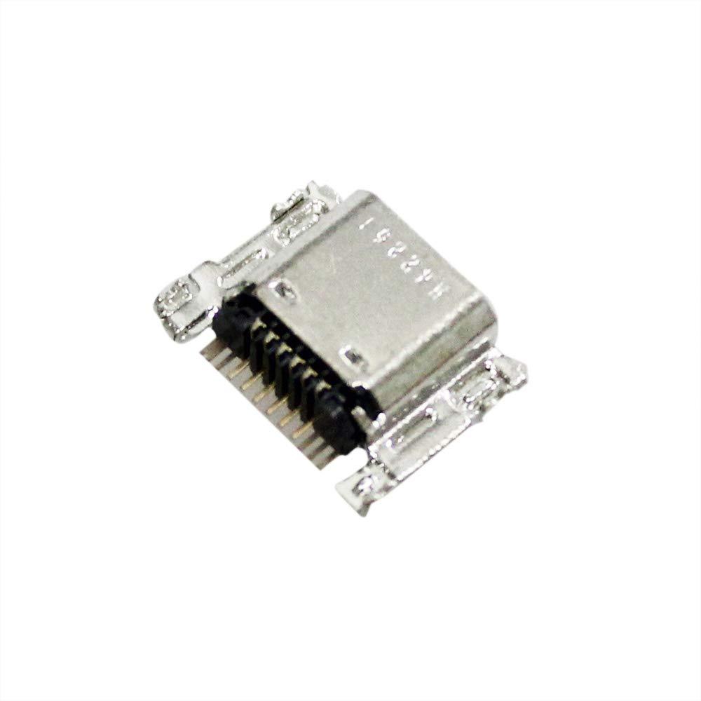 Zahara USB Charging Port Dock Connector Replacement for Samsung Galaxy Tab 4 SM-T330 T330N T330NU T337A T331 T332