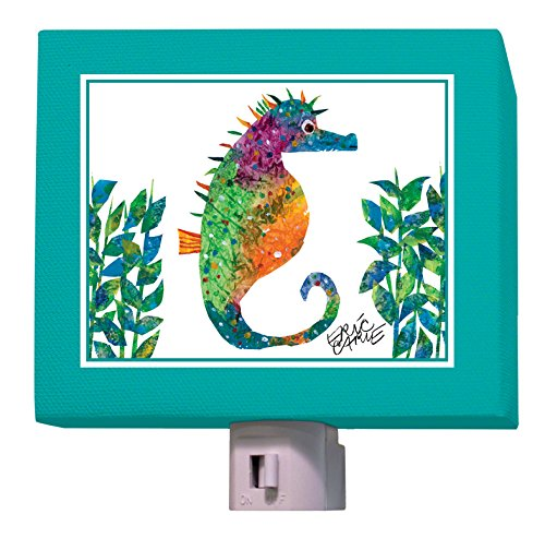 Oopsy Daisy Eric Carle's Night Light, Seahorse, 5