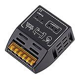 Professional 10A 12V/24V Solar Panel Charge Controller Battery Regulator
