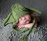 Baby Yoda Hat, Baby Yoda Hat, Newborn Yoda Hat, Yoda Costume, Newborn Photo Prop, Yoda Hat