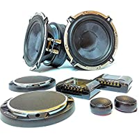 CT Sounds Meso 5.25 Inch Component Speaker Set