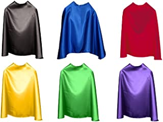 product image for Superfly Kids Capes Children Set of 6 (You Pick The Colors)