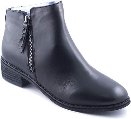 Liam Waterproof Ankle Bootie