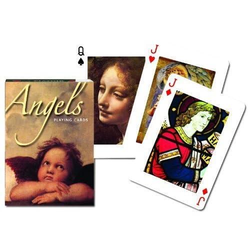 Angels, Single Deck by Piatnik