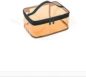 المحمولة بسيطة للماء ثلاثي الأبعاد السفر مستحضرات التجميل غسل حقيبة التخزين
