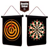 Refasy Children Safe Magnetic Dart Board with Darts – Hot Gifts