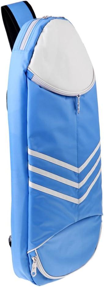 FLAMEER Sling Backpack Lightweight Racket Storage Bag for Women Men Tennis Badminton