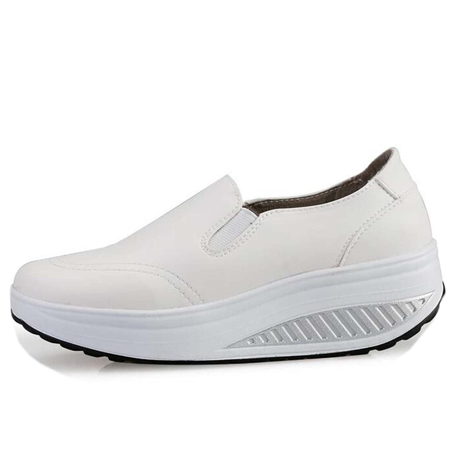 Church Products UK® - Cómodas adultos unisex, color blanco, talla 42