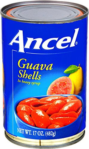 Ancel Guava Shells, 17 Ounce (Pack of 24) ()