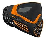 dual pane thermal paintball mask - Virtue VIO Ascend Thermal Paintball Goggles with Dual Pane Lens (Orange / Black)