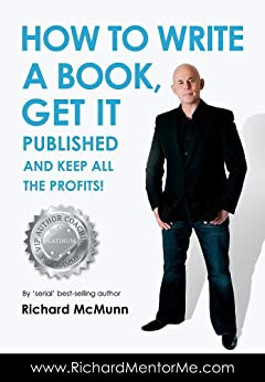 How to write a book amazon