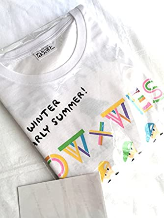 ジャニーズWEST LIVE TOUR 2017 なうぇすと 公式グッズ【Tシャツ】