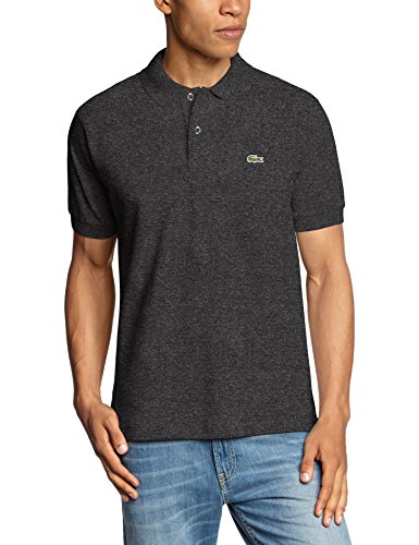 Lacoste 08h Classic Dunkelgrau Fit Homme Jaspe dark Polo Grey rpwBgr