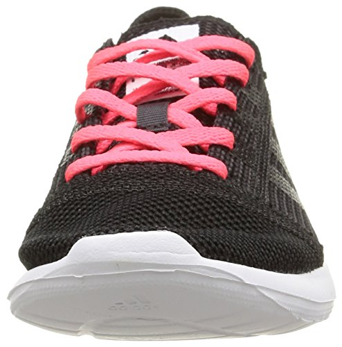 Tricot Adidas Noir Element Femme flash Black core Refine Black Running Red core qa6An1A