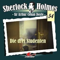 Die drei Studenten (Sherlock Holmes 54)